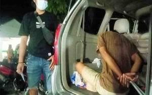 Residivis di Palangka Raya Dilumpuhkan Polisi