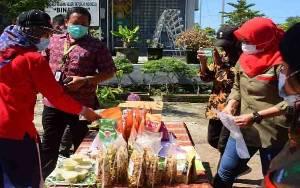 DPRD Apresiasi Kebijakan Pemko Palangka Raya Sediakan Pasar Tani