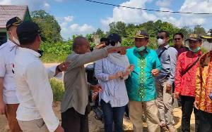 Reses Dapil II DPRD Kobar, Infrastruktur Dominasi Aspirasi Masyarakat