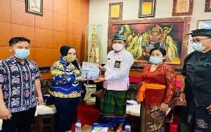 Wakil Ketua III Kalteng Belajar Strategi Bangkitkan Ekonomi Pariwisata ke Bali