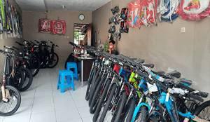 Penjualan Sepeda di Kobar Alami Penurunan
