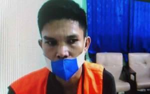Warga Telawang Dihukum 8 Tahun Penjara Atas Kepemilikan 6 Paket Sabu