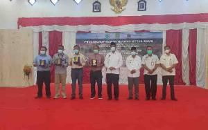 Kerja Sama Pemeliharaan Infrastuktur untuk Jaga Kelancaran Arus Lalu Lintas di Sukamara