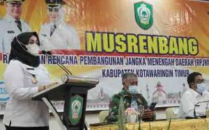 Pemkab Kotim Musrenbang Rancangan RPJMD 2021-2026