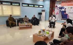 Klinik Bisnis Dorong UMKM Kalteng Mampu Lakukan Ekspor