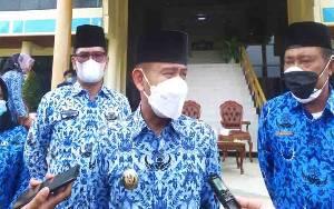 Wali Kota Palangka Raya Optimistis Pandemi Covid-19 Pasti Berakhir