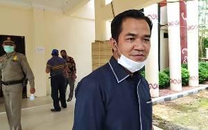 Ketua DPRD Pulang Pisau Berharap Sekda Baru Berikan Perubahan Signifikan