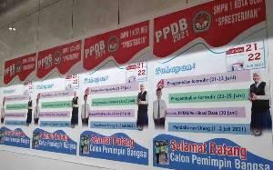 SMPN 1 Kota Besi Tetap Gencar Sosialisasi Penerimaan Peserta Didik Baru