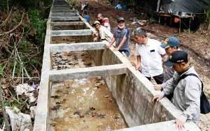 Dinas PUPR Barito Utara Tangani Irigasi di Kecamatan Montallat untuk Tingkatkan Pembangunan Pertanian