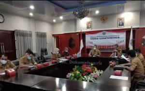 Bupati Murung Raya Pimpin Rapat Pengoperasian Politeknik