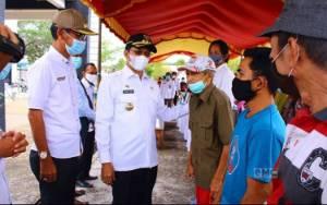 Pemkab Murung Raya Salurkan Bantuan Sosial KMS