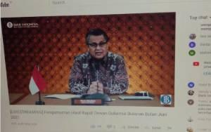 Bank Indonesia Klaim Kinerja Perekonomian Terus Membaik