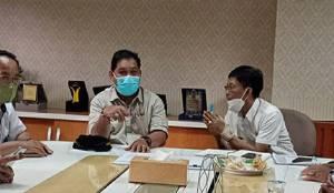 DPRD Kapuas Gali Referensi Susun Raperda Prokes ke Luar Daerah