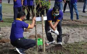 Bupati Sukamara Ajak Masyarakat Lakukan Hal Positif di Hari Lingkungan Hidup Sedunia