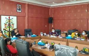 Pansus DPRD Lanjutkan Pembahasan Raperda Ketahanan Pangan
