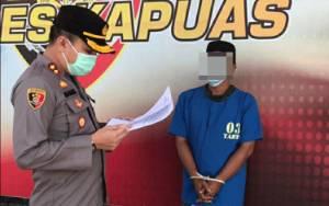 Aniaya Istri Karena Ditolak Berhubungan Intim, Laki-Laki Ini Ditangkap