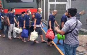 Kemenkumham Pindahkan 19 Bandar Narkoba ke Lapas Nusakambangan