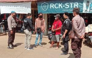 Polsek Dusun Tengah Cek Aktivitas Juru Parkir Cegah Premanisme
