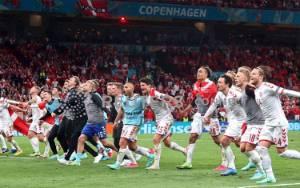 Klasemen Akhir Grup B, Denmark Akhirnya ke 16 Besar