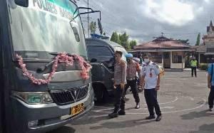 Mantap! Polres Barito Selatan Siapkan Mobil 'Artis'