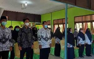PGRI MHS Gelar Workshop Pemanfaatan Akun Belajar dan Bimtek Guru Berprestasi