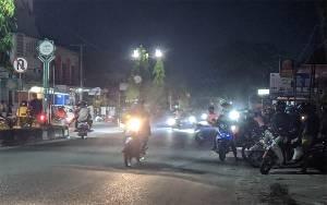 Balap Liar Kembali Terjadi di Sampit, Bahkan Hampir Mencelakai Warga yang Hendak Melahirkan