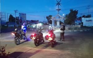 Cegah Balap Liar, Sat Samapta Polres Seruyan Siagakan Personel