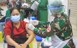 Kondangan di Kecamatan Pahandut Wajib Tunjukan Sertifikat Vaksin