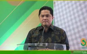 Erick Thohir Sebut Industri Halal Jadi Penyeimbang Ekonomi Nasional