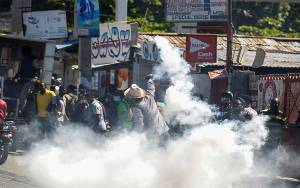 AS Kutuk Gelombang Kekerasan dan Pelanggaran HAM di Haiti
