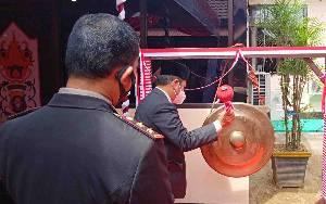 Bupati Barito Timur Harap Polri Tetap Tangguh Jalankan Tugas