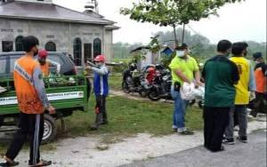 Pemerintah Kelurahan Selat Utara Tumbuhkan Semangat Gotong Royong