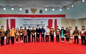 Komisi II dan III DPRD Kalteng Kunjungi Sukamara Pantau Perkembangan Pembangunan