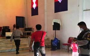 Pencuri Gasak Peralatan Musik Gereja Pantekosta Indonesia di Palangka Raya