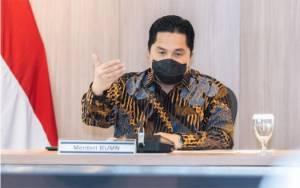 Tindaklanjuti Inpres 02/2021, Erick Thohir Serukan BUMN dan Anak Perusahaan Tertib Program Jamsostek