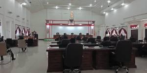 Fraksi PDIP Terima Raperda Pertanggung Jawaban APBD 2020 Dengan Catatan