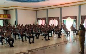 Dinkes Kalteng Berikan Pelatihan Tracer Covid-19 di SPN Tjilik Riwut