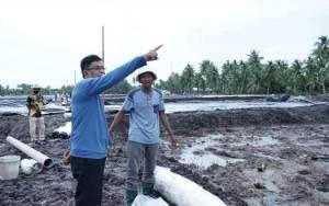 Sukamara Terima Bantuan 1000 Hektare Tambak Pengembangan Budidaya Udang Vaname