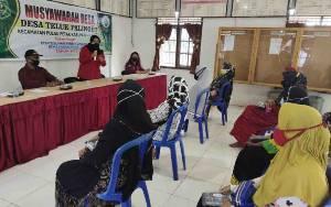 Antisipasi Kekerasan Terhadap Perempuan, Polwan Polres Kapuas Beri Edukasi Ini