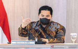 Erick Thohir Sebut Sektor Pangan Jadi Fokus Utama Pengembangan BUMN