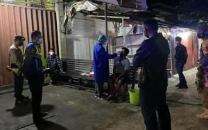 Satgas Covid-19 Lamandau Tes Antigen Pelanggar Prokes saat Operasi Yustisi