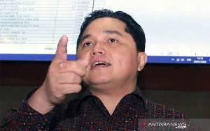 Erick Thohir: Total Sudah 27 ISO Tank Oksigen Disalurkan oleh BUMN