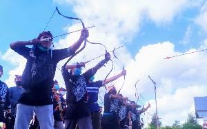Olahraga Panahan Tradisional Makin Diminati di Kotim