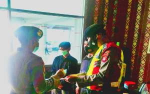 Polisi Amankan Calon Penumpang Pesawat Palsukan Suket PCR