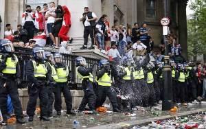 Polisi London Tangkap 86 Orang Saat Final Euro 2020