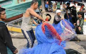 KKP: Sejumlah Pelabuhan Perikanan Menggeliat pada Masa Pandemi