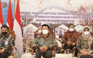 Pemkab Barito Utara Dukung Survei Perilaku Masyarakat di Masa Pandemi Covid-19