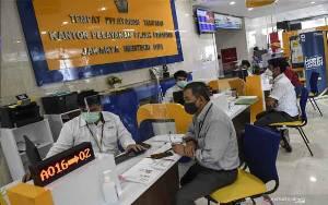 Sri Mulyani Sebut 2.474 Pegawai Ditjen Pajak Terpapar COVID-19