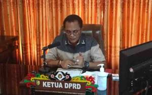 Ketua DPRD Palangka Raya Dorong Regulasi Protokol Kesehatan dalam Bentuk Perda