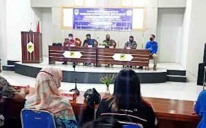 Karang Taruna Barito Utara Gelar Rakor Pimpinan Bersama Pemerintah Kecamatan Teweh Tengah